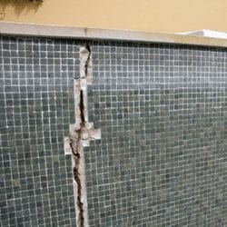 Pool Shell Cracking; Causes and What to Do
