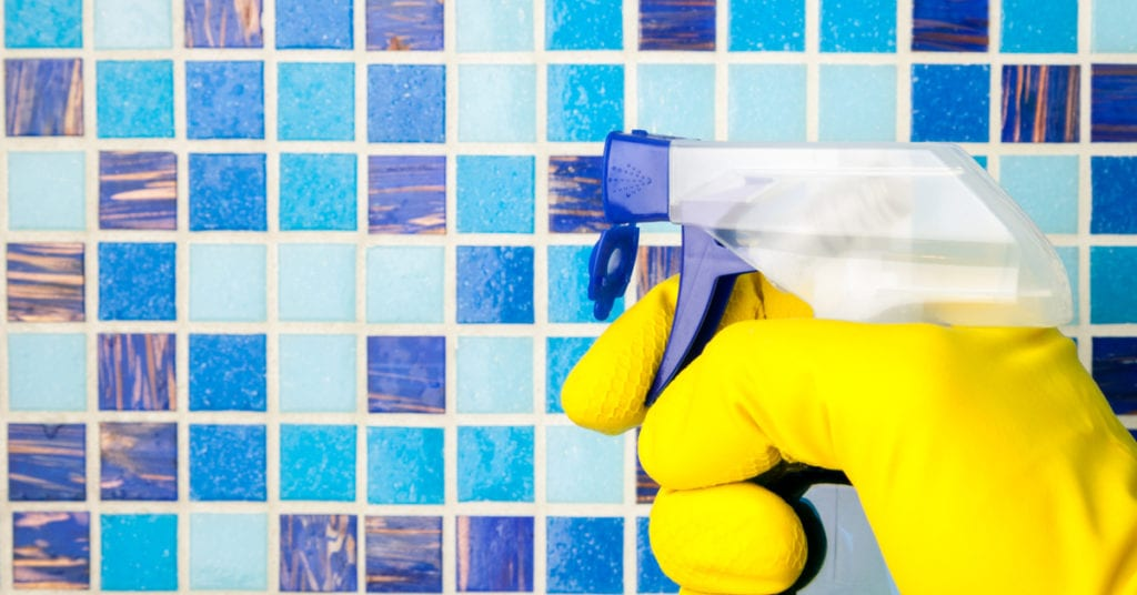 4 Ways to Clean Pool Tile And Remove Water Stains from Pool Tile