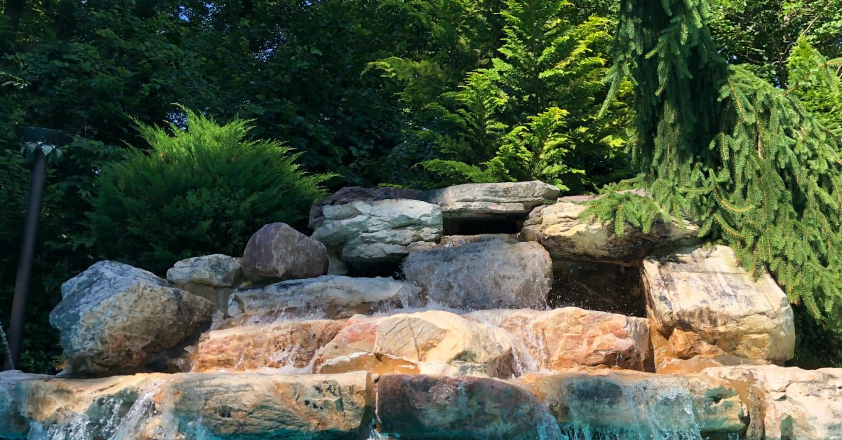 How To Fix a Leaking Pool Waterfall