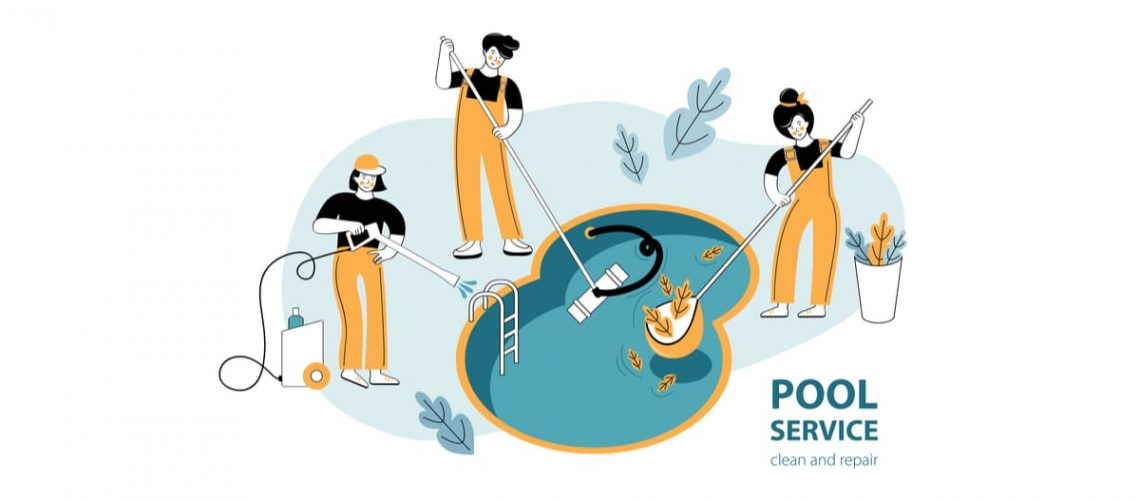 Tomball Pool Service, Cleaning and Maintenance
