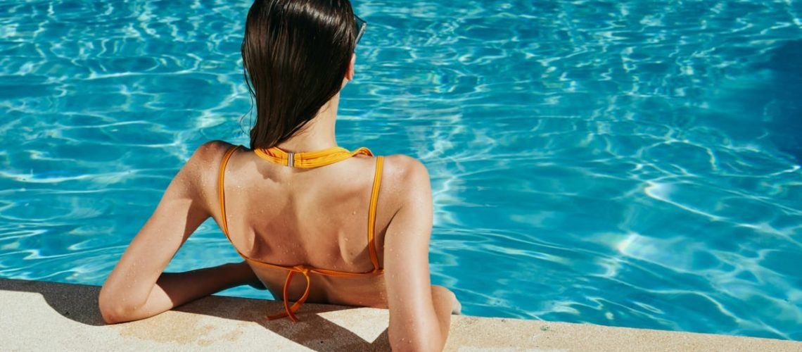 4 Main Types of Pool Coping