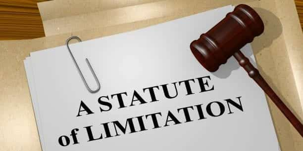 STATUTE OF LIMITATIONS  FOR PERSONAL INJURY CASES IN NEW JERSEY