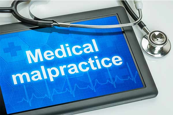 medical malpractice legal