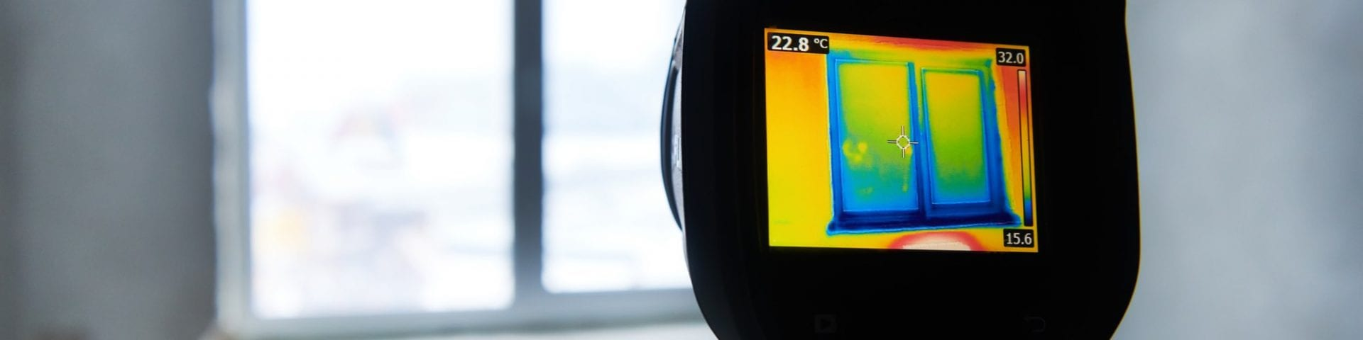 Using an Infrared Camera to Detect Moisture and Mold Problems