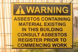 Few Commercial Buildings Are Asbestos Free