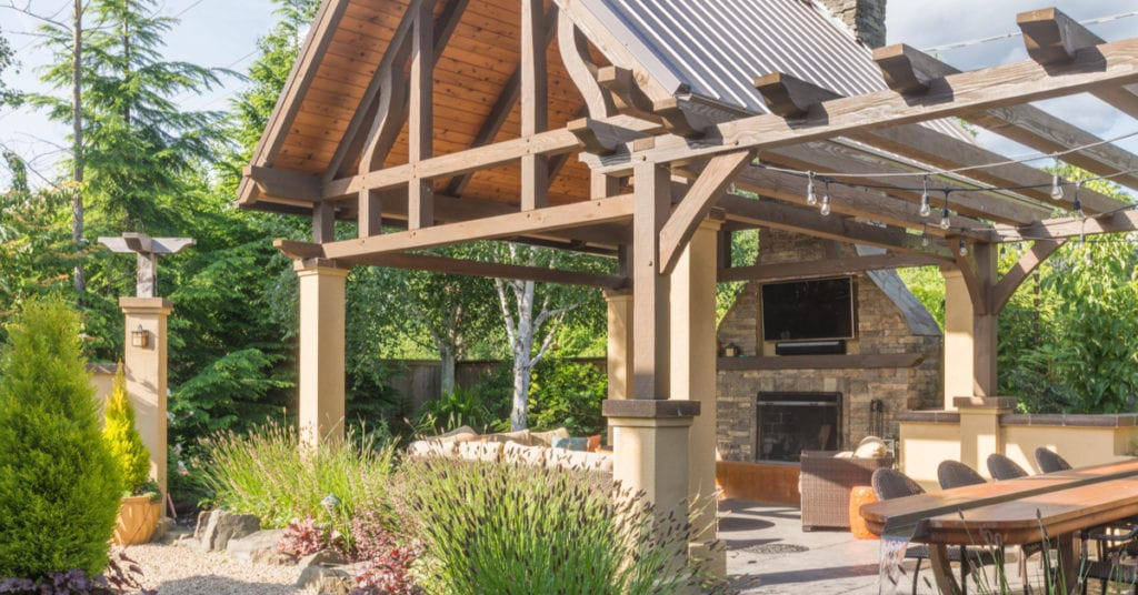 Looking for the Perfect Pergola? Look No Further