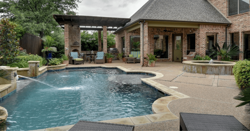 Popular Round Rock TX Custom Pool Builder, See Why!