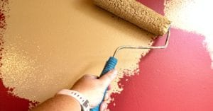 Painting Over Painted Walls