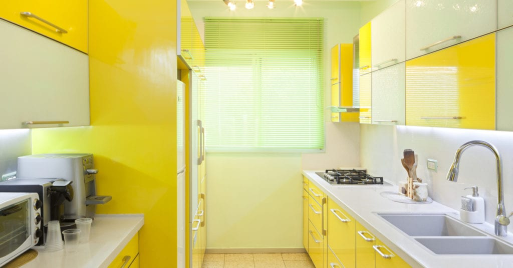 happy kitchen! hello yellow kitchen ideas!