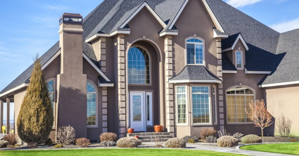 trending exterior house colors for 2021