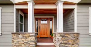 How to Stain a Front Door