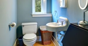 Tips and Tricks: Best Paint Colors for Small Bathrooms