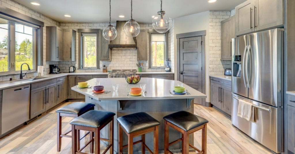 Finding the Perfect Kitchen Island