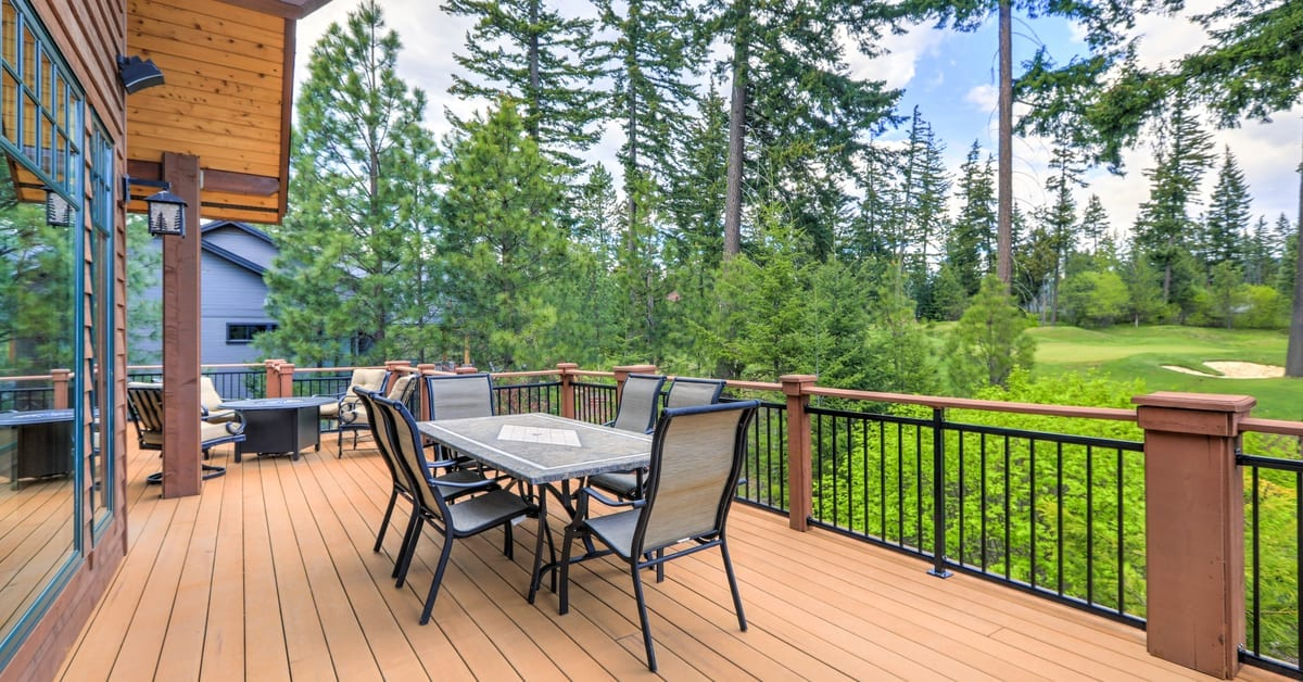 5 Types: Why Deck Material Selection Matters