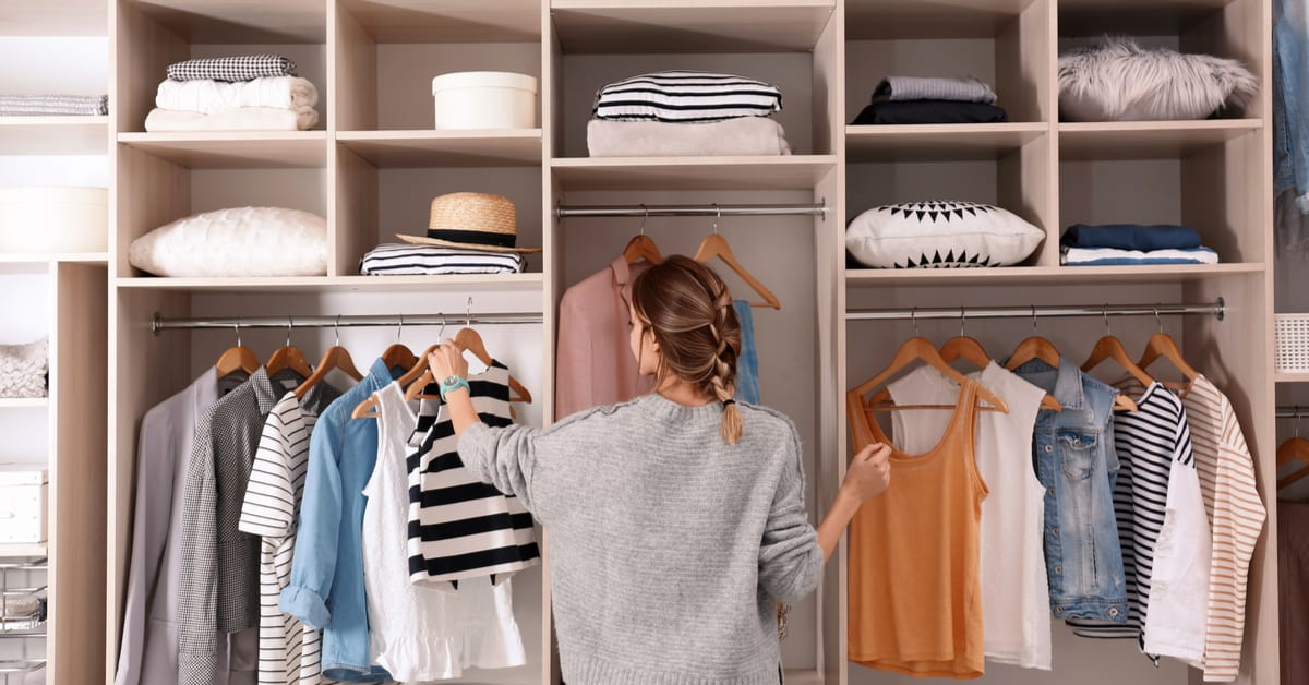 5 Closet Layouts To Enhance Storage Space