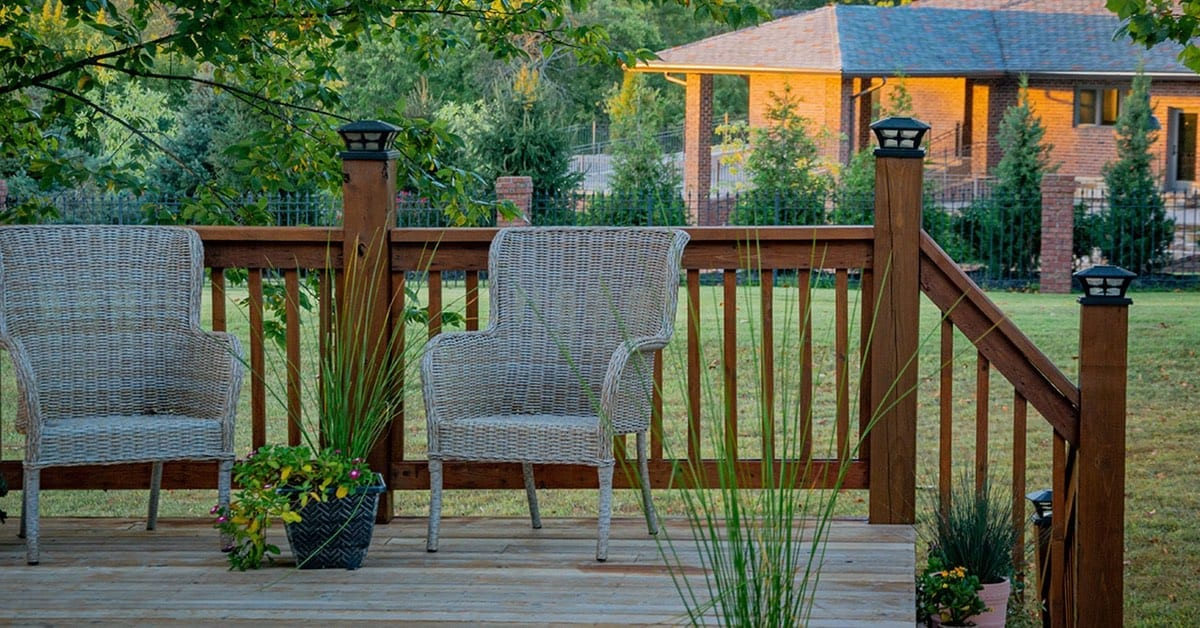 5 Ways an Outdoor Deck Transforms Your Living Space