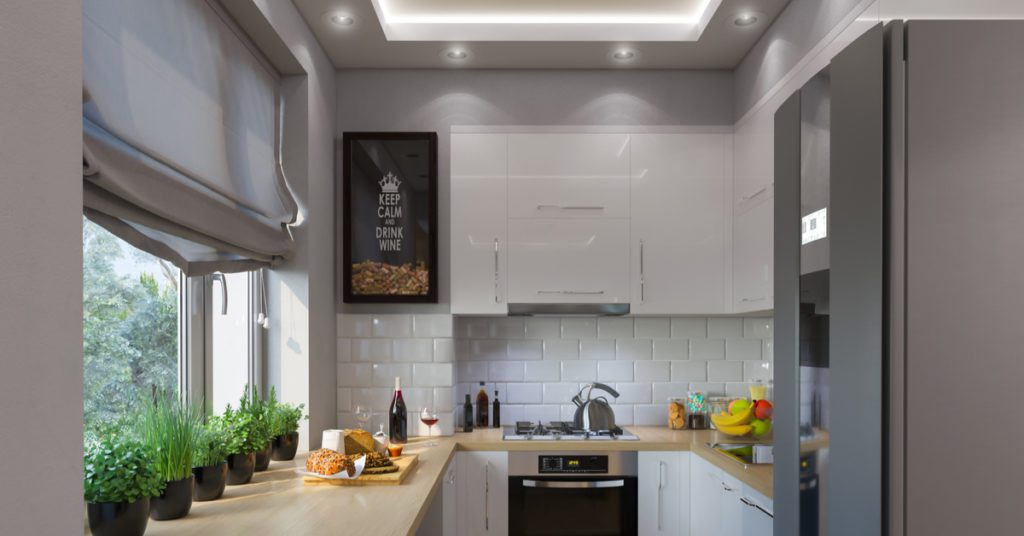 5 Clever Small Kitchen Remodel and Design Ideas