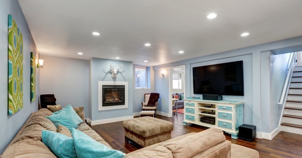 Small Basement Makeovers Sure To Exhilarate