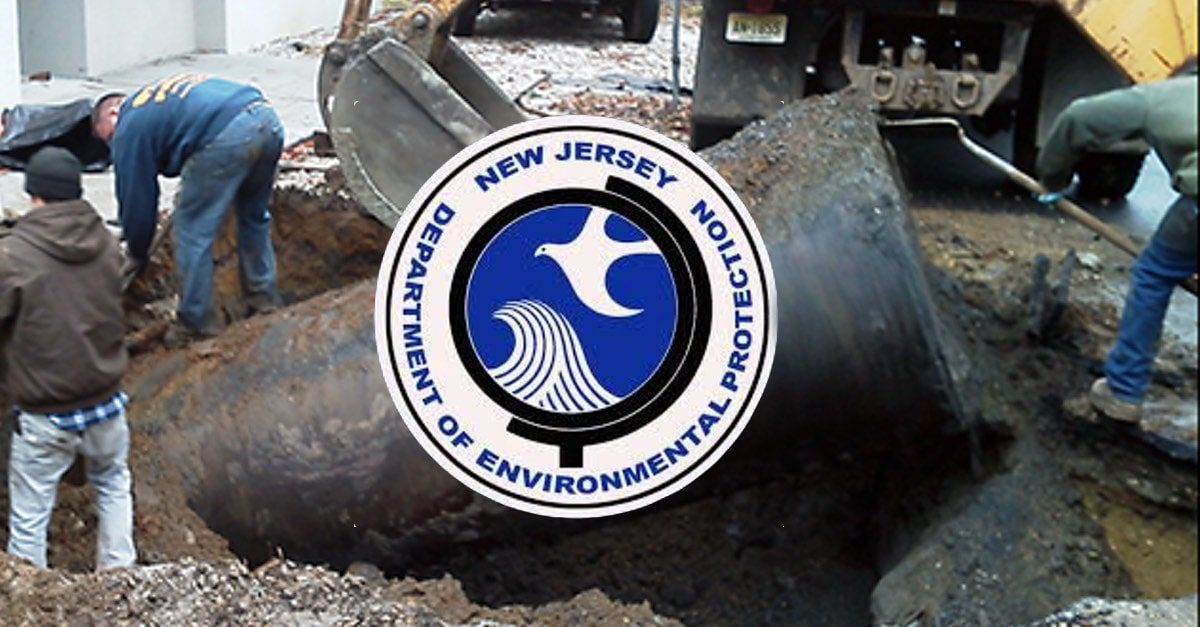 Underground Heating Oil Tanks, NJDEP Regulations