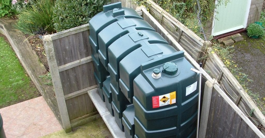 Above-Ground Oil Tank Installation Guidelines