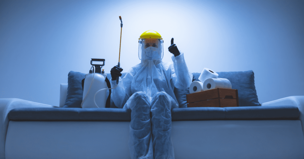 Deep Cleaning: Why You Need Coronavirus Decontamination Services