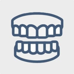Dental Implant Benefits, Does Not Impede Chewing And Eating