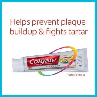 Homecare Instructions, Toothpaste