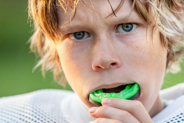 Custom Sports Mouth Guards