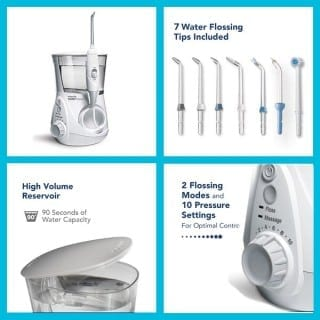 Recommended Products, Waterpik Ada Accepted Wp-660 Aquarius Water Flosser
