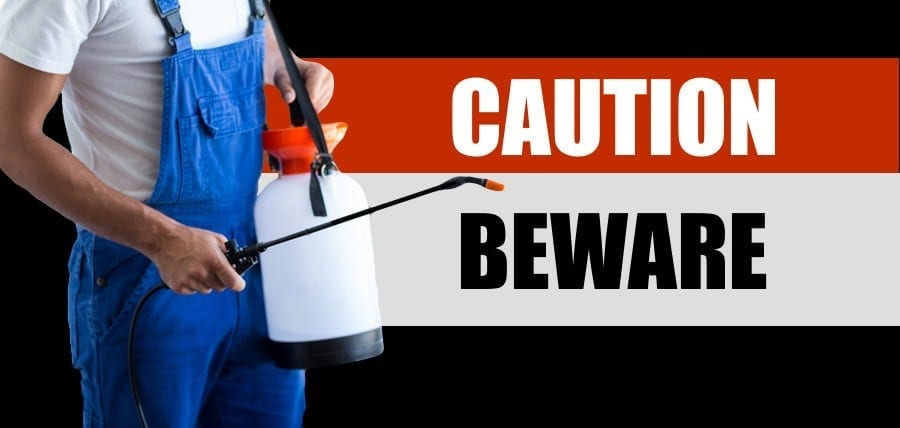 Beware! Not All Pest Control Companies Are the Same