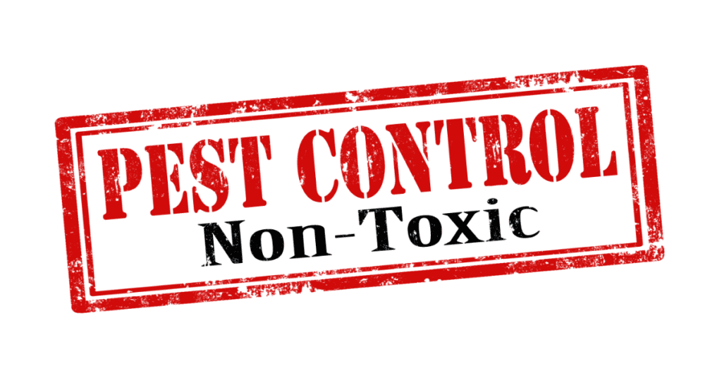 Non-Toxic Alternatives For Pest Control
