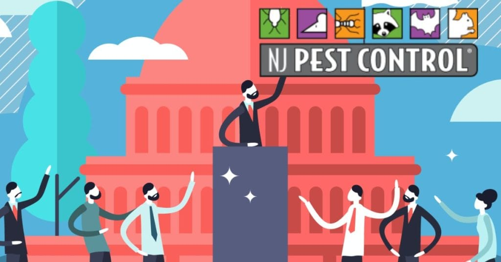 Nj Pest Control For Federal, State, And Local Governments